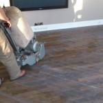 Układ szlifu ważny jest dla końcowego wykończenia podłogi.